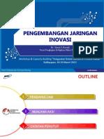 5 Pengantar Jaringan Inovasi CB ToT Katim Maret 2013