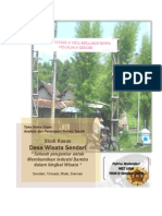 "Sebuah Pengantar untuk Membumikan "" Industri Bambu dalam Bingkai Wisata"" dengan pendekatan arsitektur"