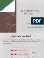 Resistencia a La Insulina (1)