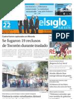 Edición La Victoria Viernes 22-03-2013