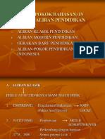 3_aliran pendidikan