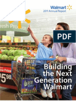 Walmart 2011 Annual Report