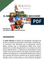 Mercados Electricos en Bolivia