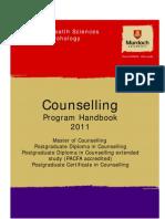 Program Handbook 2011