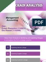 Praktek Value Chain Analysis di PT. Aneka Tambang