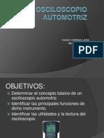 El Osciloscopio Automotriz