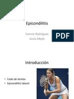 Epicondilitis FD