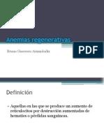 Anemias regenerativas