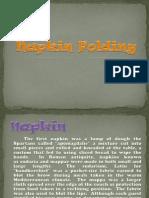 Napkin Fold 2