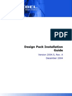 Design Pack Installation