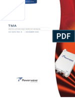 Powerwave TMA Manual