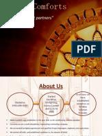 Nikhil Comforts Interiors' Profile