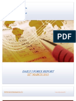 Daily i Forex Report 1 by EPIC RESEARCH 22.03.13