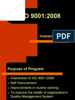 iso 9001 training-