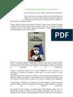 Resumen de La Obra Los Miserables de Victor Hugo