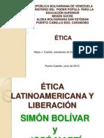 Etica Latinoamericana y Liberacion 2
