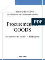 Pbd Goods bid docs
