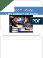 Indian Telecom Policies
