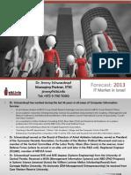 Israel IT Market 2013 2015