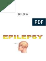Epilepsy 2nd Bsc