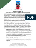 UN Declaration Plan 3-1-13