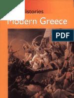Modern Greece - A Brief History (by Thomas W. Gallant)