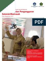Pedoman Penyusunan Perencanaan Dan Penganggaran Sekolah Madrasah September 2011