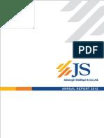 JSCL AnnualReport2012.pdf