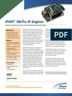Iport Sb Pro Datasheet Web