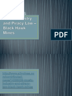 ALLVOICES -  Music Industry and Piracy Law – Black Hawk Mines
