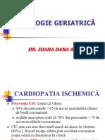 Cardiopatia ischemica geriatrie