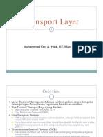 Modul 7 Transport Layer
