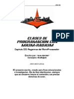 Curso Radasm III