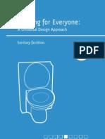 BfE 5 Sanitary Facilities