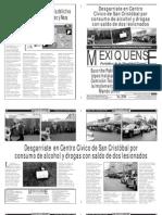 Versión impresa del periódico El mexiquense 22 marzo 2013