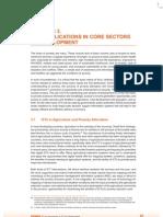 Ictd Applications in Core Sectors