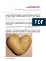 Health Benefits of Potato for Babies