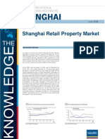Shanghai Retail Property Market