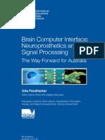 brain and computer interfacing