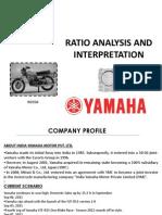 Yamaha Ratioanalysis