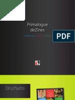 Primalogue deZines
