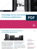 Poweredge Workloads Brochure