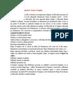 30 Filosofia scolastică Toma d`Aquino
