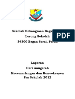 Laporan Majlis Hari Anugerah Cemerlang
