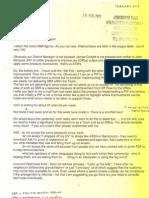 DWP Whistleblower Letter