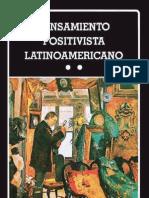 VVAA Pensamiento positivista latinoamericano
