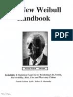 Abernethy - The New Weibull Handbook