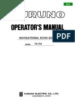 Furuno Echo Sounder FE700.pdf