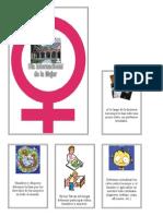 Ficha símbolo Mujer y Carteles Talleres