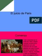 El Juicio de Paris-Natalia Romera Romera